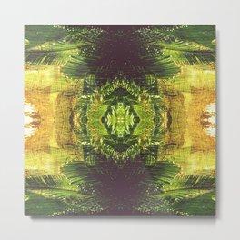 Enter The Jungle (3) Metal Print