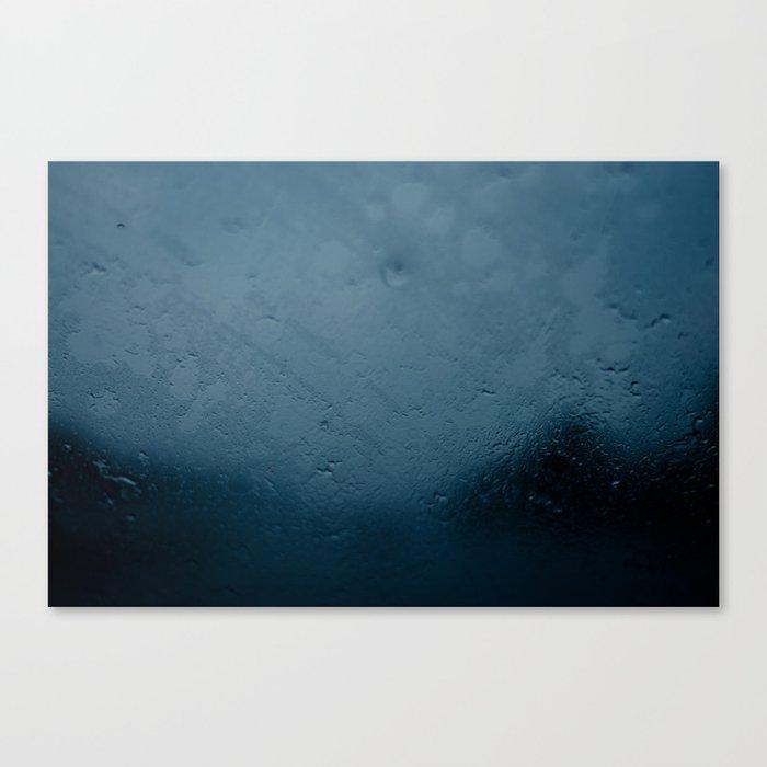 Windshield Canvas Print
