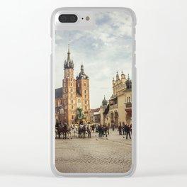 Krakow 1.4 Clear iPhone Case