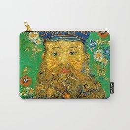 PORTRAIT OF JOSEPH ROULIN - VINCENT VAN GOGH Carry-All Pouch