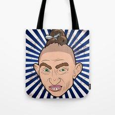 Pepper For President Tote Bag