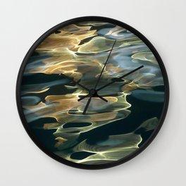 Water / H2O #42 Wall Clock