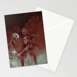 Scheletri  Stationery Cards