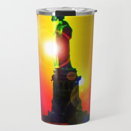 Statue of Liberty  New York 2 Travel Mug
