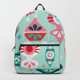 Christmas Ornaments – Mint Palette Backpack