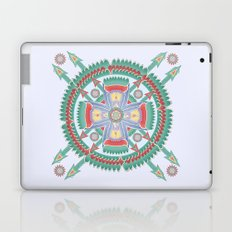 Four Winds Mandala Laptop & iPad Skin