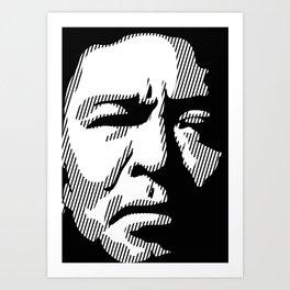 Matsumoto  Art Print