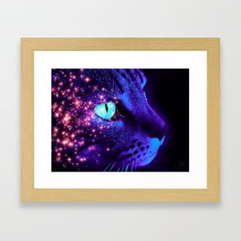 Hunter of the Night Framed Art Print