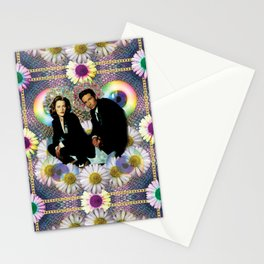 reptile muldo and skuul Stationery Cards