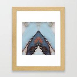 The Steam Ship Framed Art Print