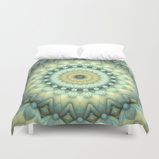 You Don't Know You're Beautiful Duvet Cover
