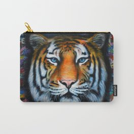 Tiger of Hosier Lane Carry-All Pouch