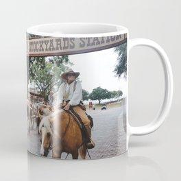 Cattle drive 2 Coffee Mug