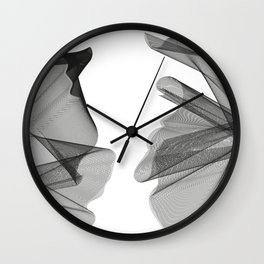 Between Two Wall Clock