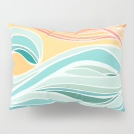 Sea and Sky II Pillow Sham