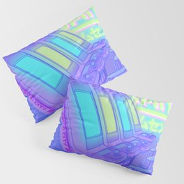 Midnight Arcade Pillow Sham