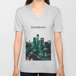 Durban Skyline Unisex V-Neck