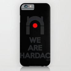 WE ARE HARDAC Slim Case iPhone 6s