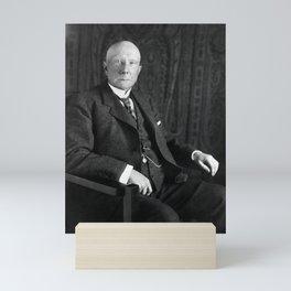 John D. Rockefeller Portrait Mini Art Print