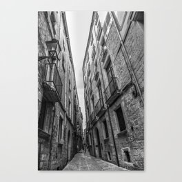Narrow Streets of Spain Canvas Print