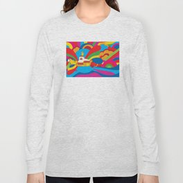 Yellow Submarine Long Sleeve T-shirt