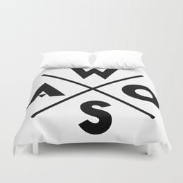 WOSA - World of Street Art Duvet Cover