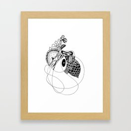 wotko Framed Art Print