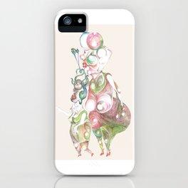 TWO LADIES iPhone Case