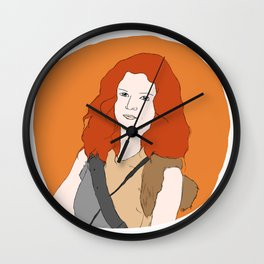 Ygritte Wall Clock