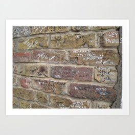 Abbey Road Wall Art Print