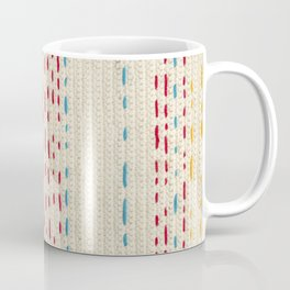 Yarns - Between the lines Coffee Mug