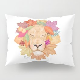 Autumn Leon Pillow Sham