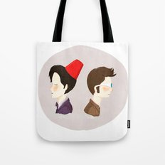 Day of the Doctor Tote Bag