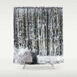 Waterfall II Shower Curtain