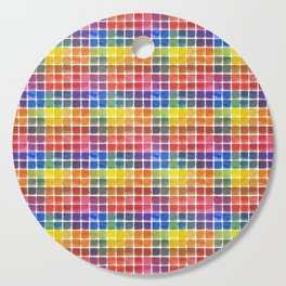Mix it Up! - Watercolor Mixing Chart Cutting Board