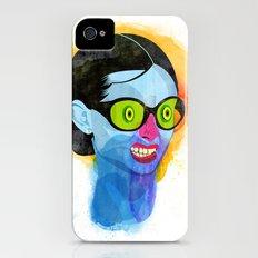Fussy iPhone (4, 4s) Slim Case