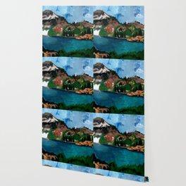 Cecret Lake. Utah. Wallpaper