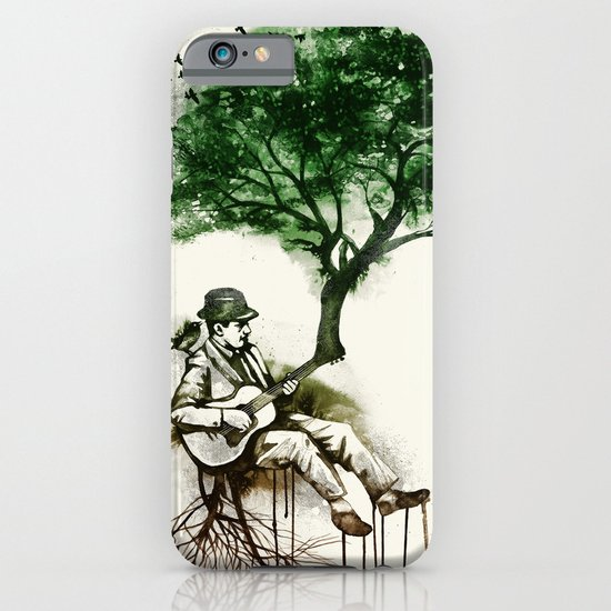 'In the rhythm of nature' iPhone & iPod Case