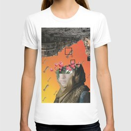 Flower of Syria T-shirt