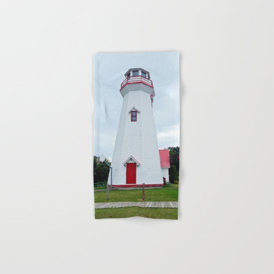 Campbelton Lighthouse Hand & Bath Towel