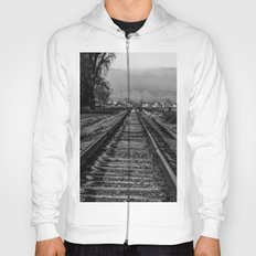 Wrong Side of the Tracks Hoody