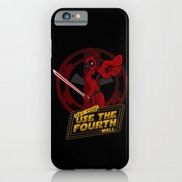 Hey you... yeah YOU! iPhone Case