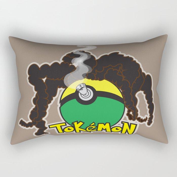 Tokemon Rectangular Pillow