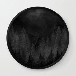 Isolation. Wall Clock