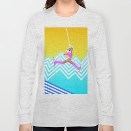 Ski like it's 1989 Long Sleeve T-shirt