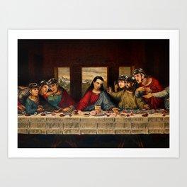 The Last Shutout Art Print