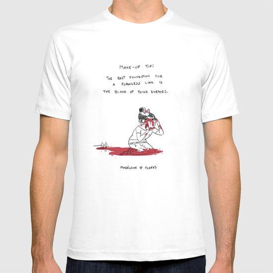 Make Up Tip T-shirt