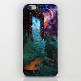Divine Ingress iPhone Skin
