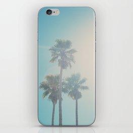 palm tree II ... iPhone Skin
