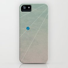 you can't connect the dots looking forward Slim Case iPhone (5, 5s)